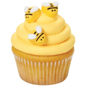 Bee Decoration for Cupcakes