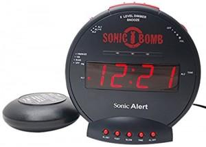 Vibrating alarm