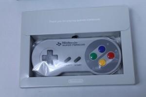 SNES Wii controller