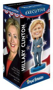 BobbleHead Hillary Clinton