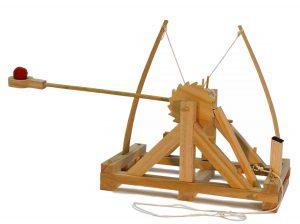 Catapult Leonardo da Vinci