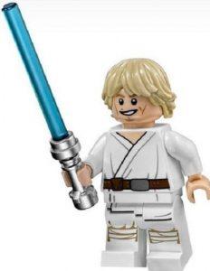 Luke Skywalker Tatooine version 2