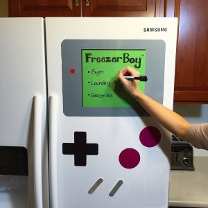 Fridge Gameboy magnets